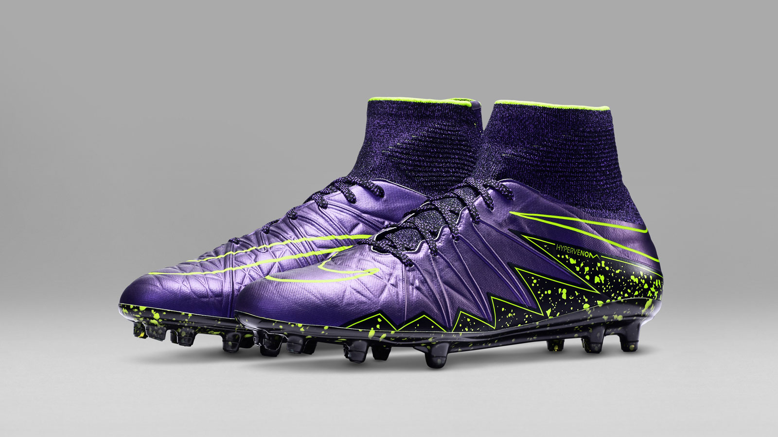 Die Nike Hypervenom Phantom Electro Flare Pack Schuhe