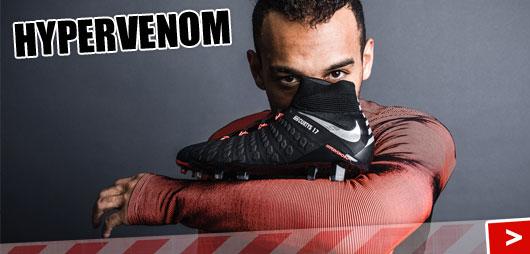 Nike Hypervenom Phantom III DF black Strike Night