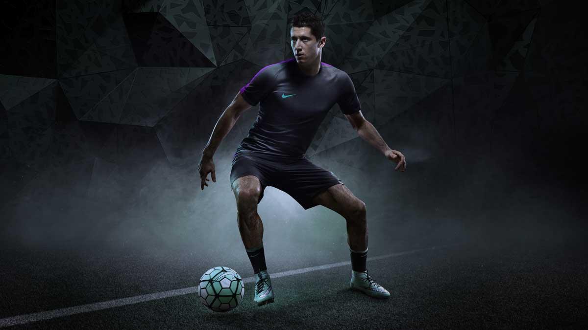 Nike Hypervenom Fußballschuhe von Robert Lewandowski