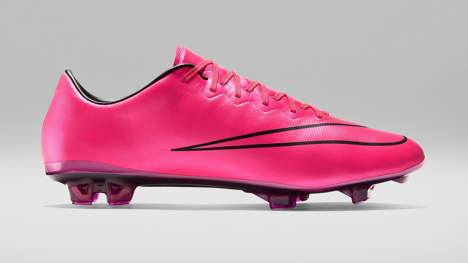 Nike Lightning Storm Pack Mercurial Vapor FG Hyper Pink