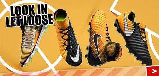 Alle Nike Look in let Loose Pack Fußballschuhe kaufen