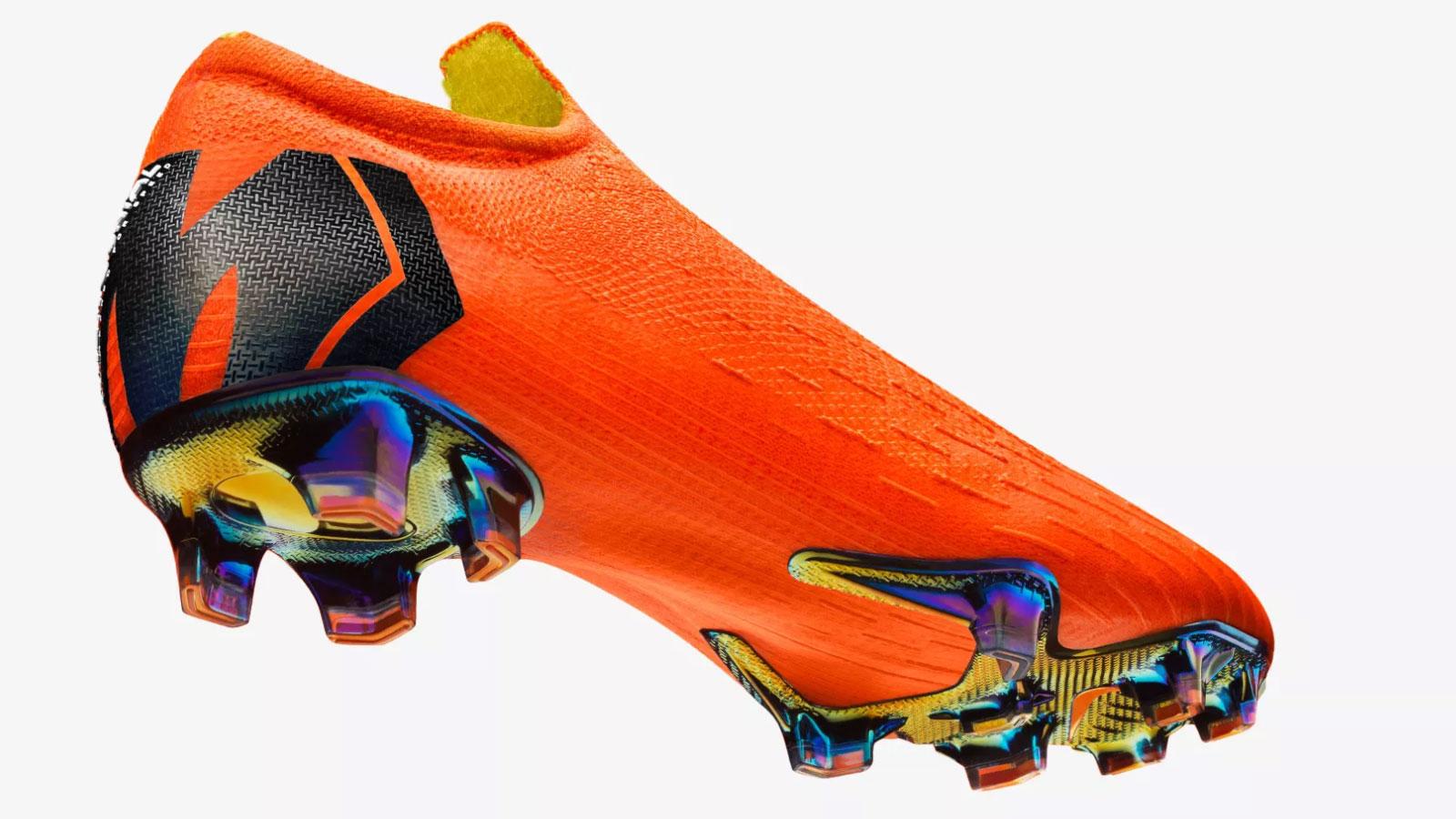 Nike Mercurial 360 Fit im Superfly und Vapor