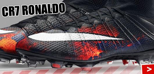 Die Nike Mercurial Savage Beauty Linie von Cristiano Ronaldo