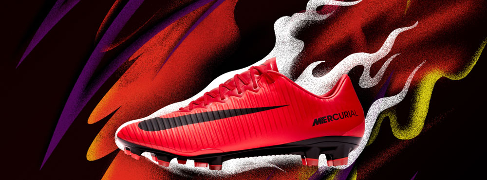 Nike Mercurial Superfly Fire and Ice