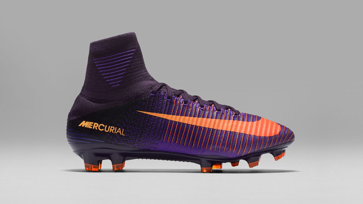 Nike Mercurial Superfly floodlights