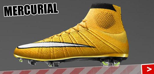 Nike Mercurial Laser Orange Fußballschuhe