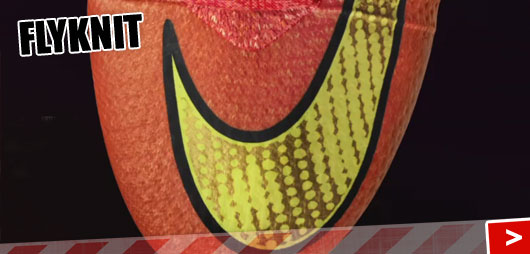 FlyKnit im Nike Mercurial Vapor Superfly