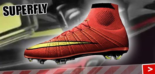 Nike Mercurial Vapor Superfly Fußballschuhe