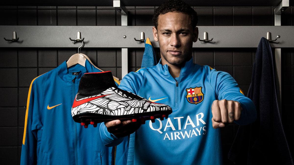 Nike Neymar Hypervenom Ousadia Alegria Hypervenom Phantom Edition