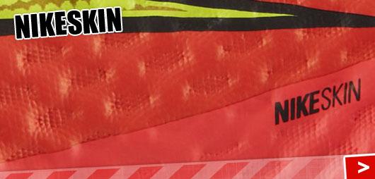 Nikeskin Material im Nike Hypervenom Phantom WM