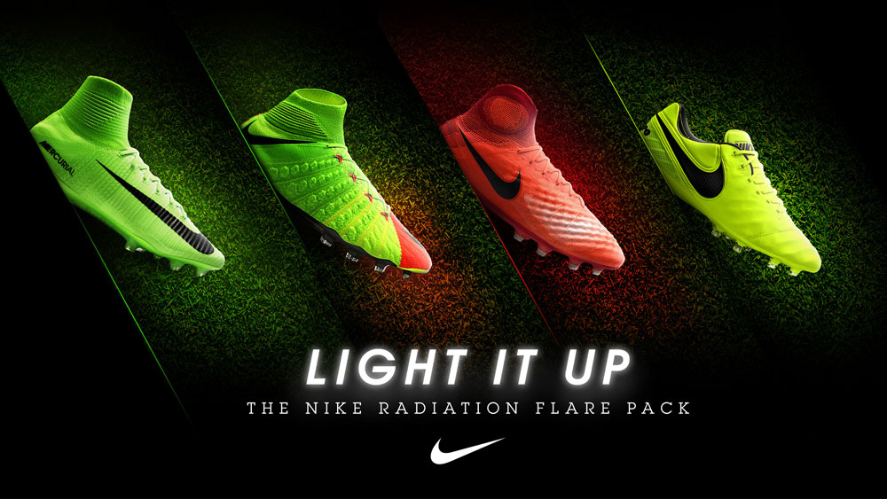 Nike Radiation Flare Pack Schuhe