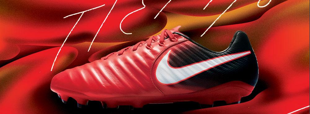 Nike Tiempo Legend VII Fire and Ice Fußballschuhe bestellen