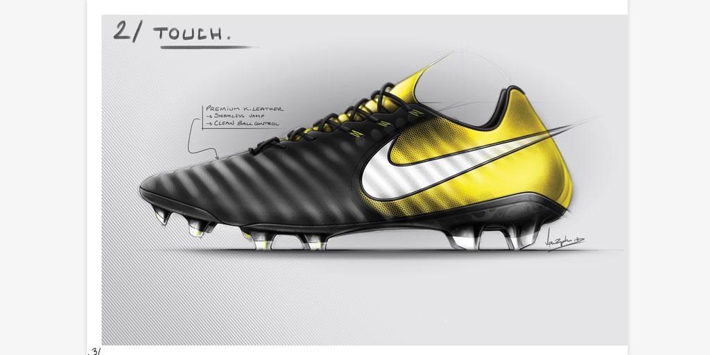 Nike Tiempo Legend 7 Seamless K-Leder bei den Fußballschuhe