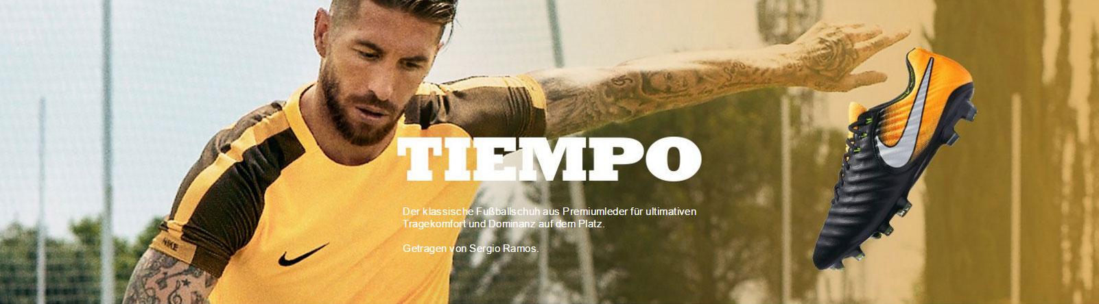Nike Tiempo Legend VII Look in let Loose bestellen