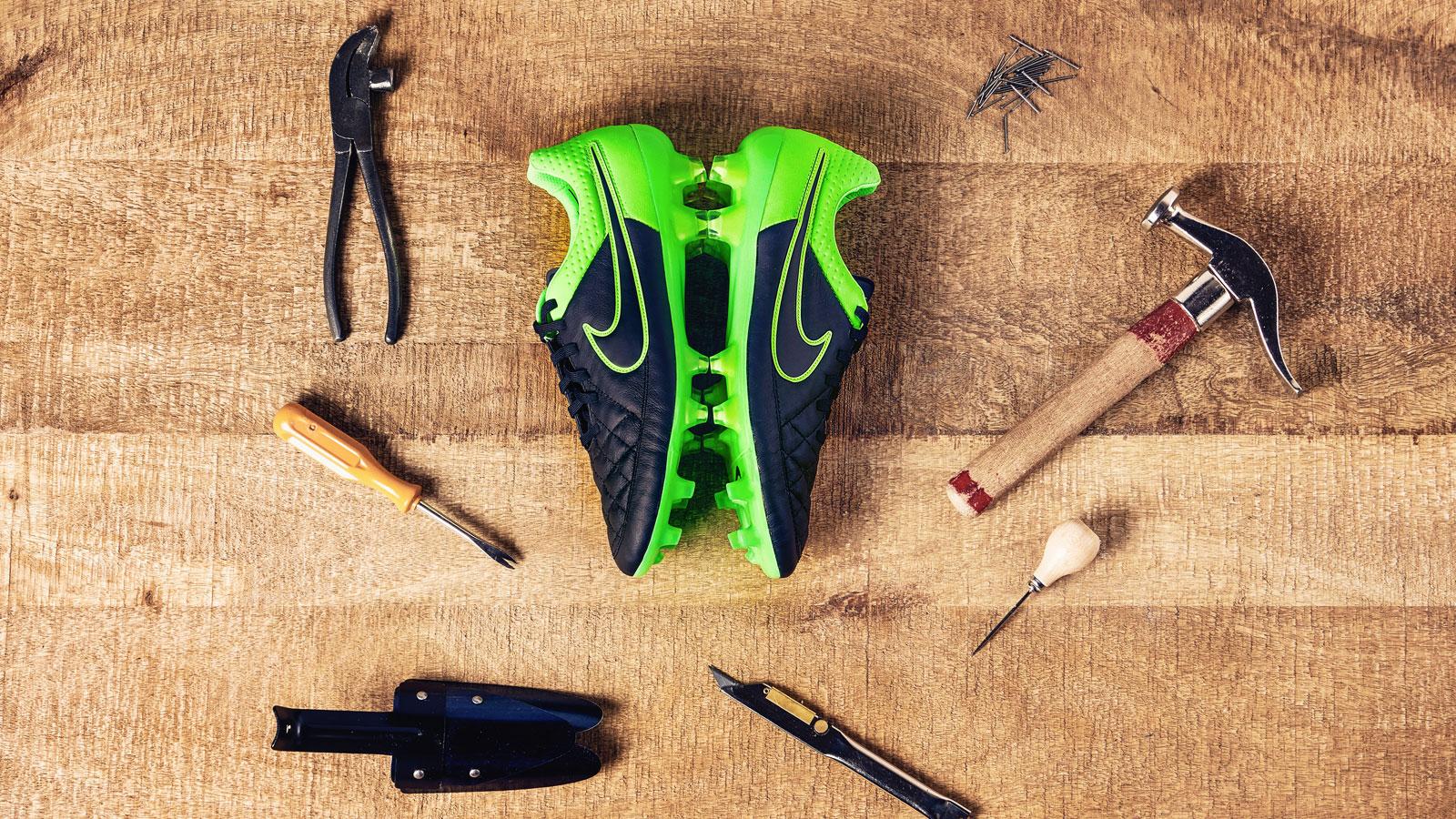 Nike Tiempo Legend Tech Craft Pack Schuhe