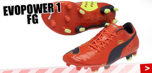 Puma evoPower 1 FG Fußballschuhe mit allen Features
