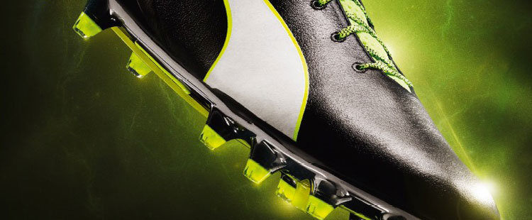 Puma evoTouch mit Ultra Thin K-Leder Material