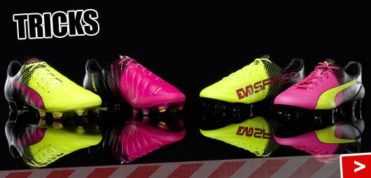 Puma EM 2016 Schuhe von Marco Reus, Mario Balotelli und Cesc Fabregas