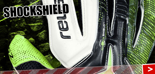 Shochshield im Reusch Re:Ceptor Deluxe G2 Ortho Tec