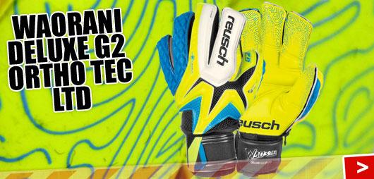 Reusch Waorani Deluxe G2 Ortho Tec