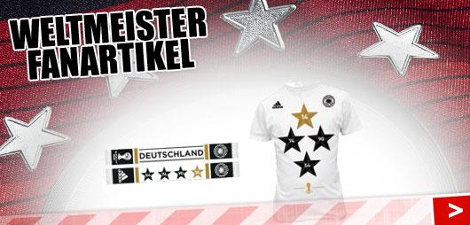 Adidas DFB Weltmeister Fanartikel