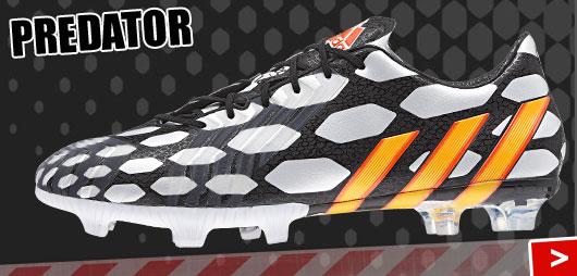 Adidas Predator Instinct Battle Pack Fußballschuhe für die WM 2014