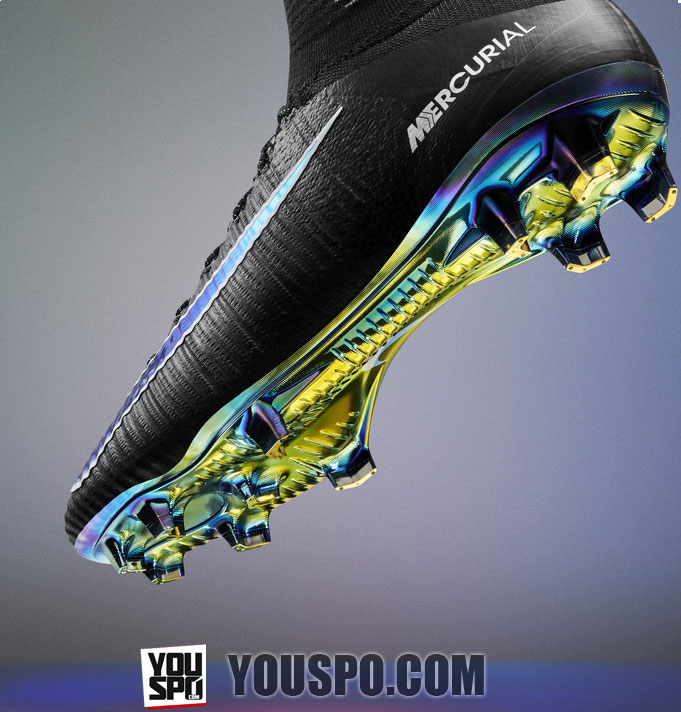 Nike Mercurial Superfly Contoured Sole