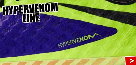 Nike Hypervenom Phantom Fußballschuhe