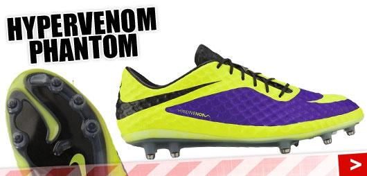 Nike Hypervenom Phantom FG Fußballschuhe
