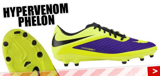 Nike Hypervenom Phelon FG Fußballschuhe