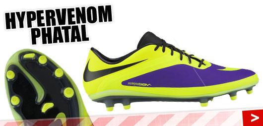 Nike Hypervenom Phatal FG Fußballschuhe