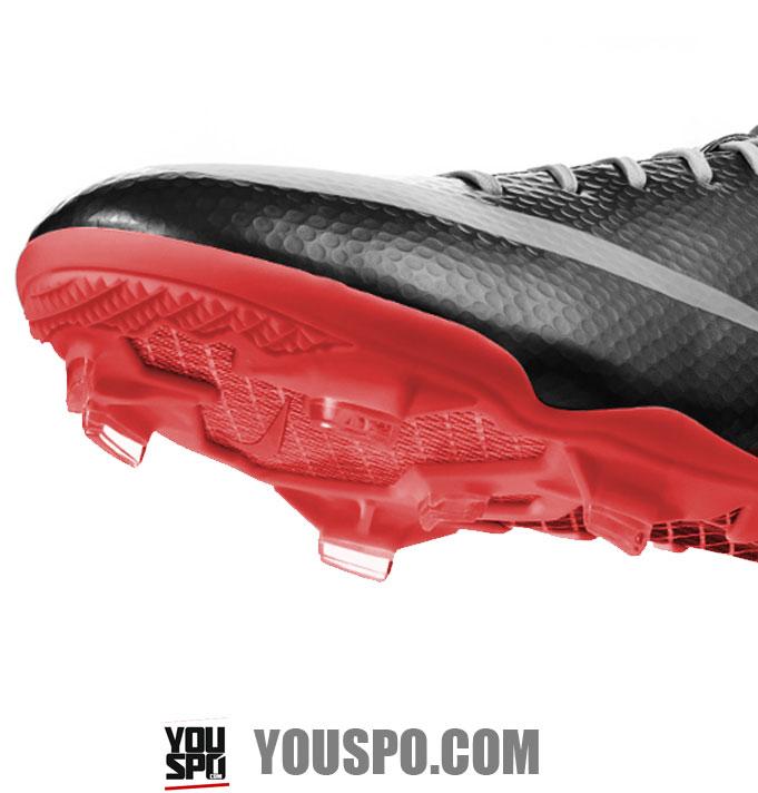 Nike Vapor Traxion im Mercurial