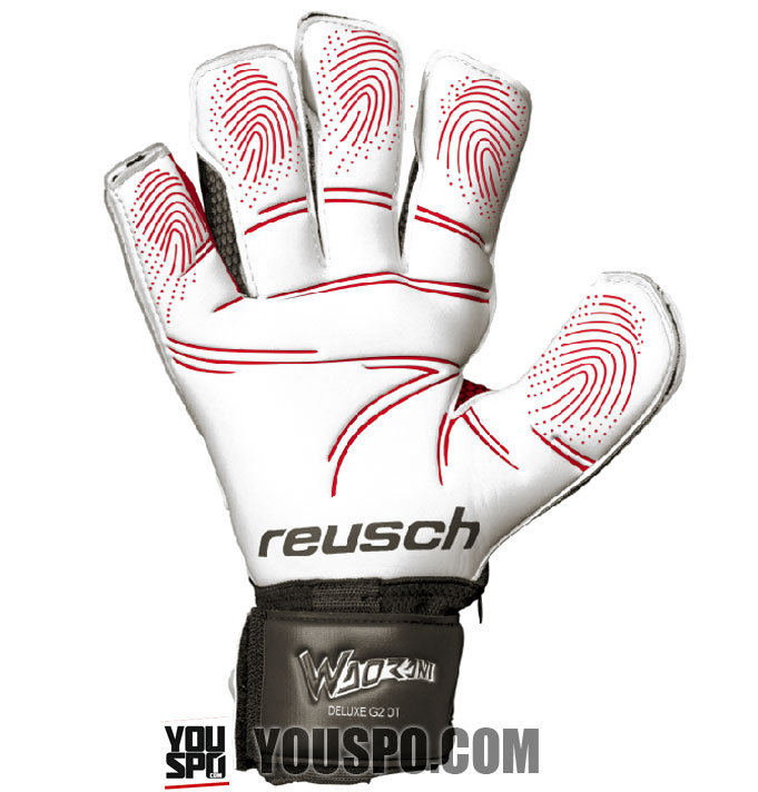 Reusch Catch Control 2.0 System der Waorani Deluxe G2 Ortho Tec